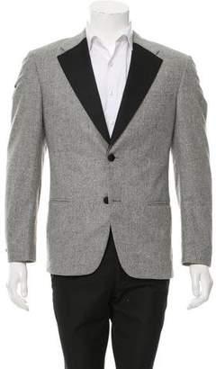 Valentino Wool Tuxedo Jacket