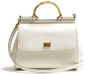 Dolce & Gabbana Sicily medium leather bag