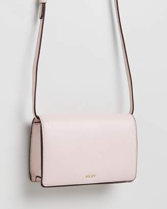 DKNY Bryant Small Flap Cross-Body Bag