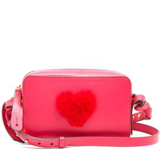 Anya Hindmarch Heart leather cross-body bag