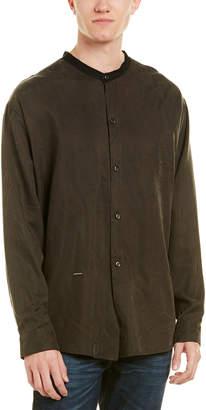 Robert Geller Woven Shirt
