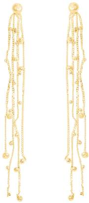 ce5d87c309bada Lily Flo Jewellery - Stardust Shooting Stars Solid Gold Chandelier Earrings