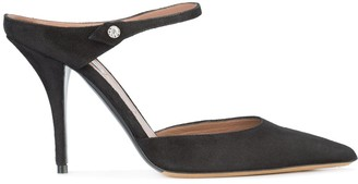 Tabitha Simmons pointed toe pumps