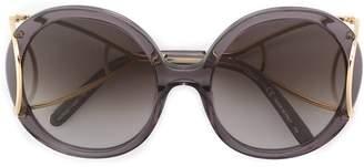 Chloé Eyewear 'Jackson' sunglasses