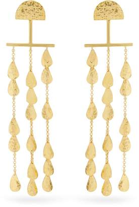 Sophia Kokosalaki Twilight gold-plated earrings