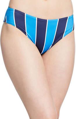 Mei L'ange Mila Striped Hipster Bikini Bottom