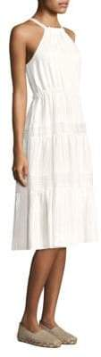 Rebecca Taylor Sleeveless Halter Dress