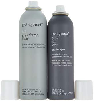 Living Proof Dry Volume Blast and Dry Shampoo