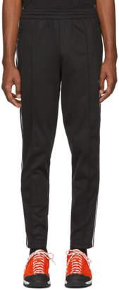 adidas (アディダス) - adidas Originals Franz Beckenbauer ブラック トラック パンツ