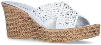Carvela Stephanie Wedge Sandals