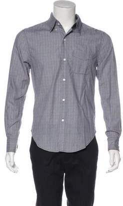 Band Of Outsiders Patterned Casual Shirt