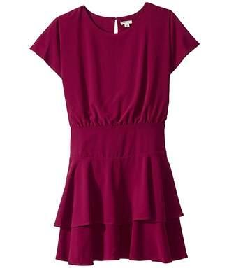 Habitual Gracie Crepe Dress (Big Kids)