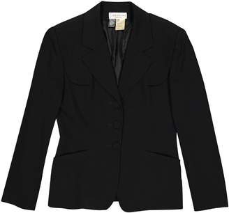 Georges Rech Black Wool Jackets