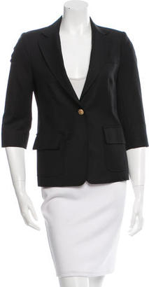 Boy. by Band of Outsiders New Wool Single-Button Jacket $125 thestylecure.com