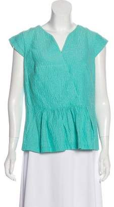 Paul & Joe Sister Sleeveless Textured Top