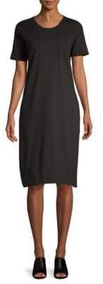 Classic Cotton Shift Dress