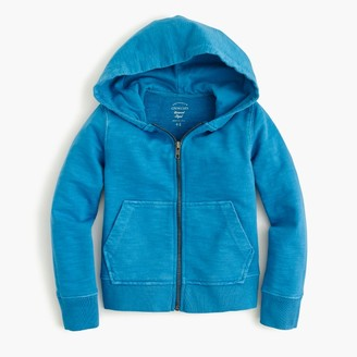 Boys' garment-dyed hoodie $59.50 thestylecure.com