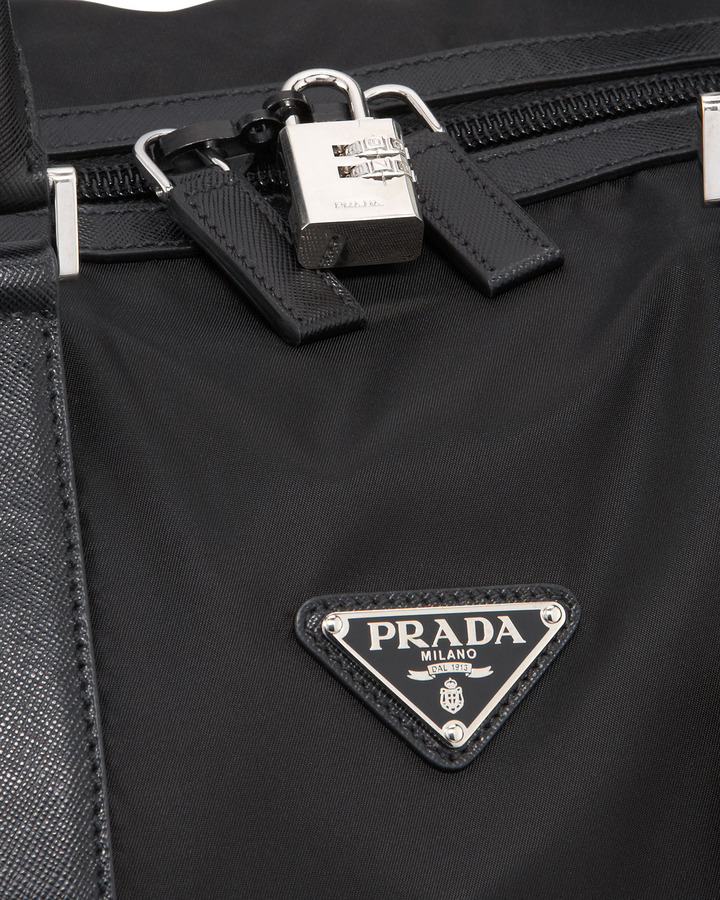 Prada Large Duffel Bag 2