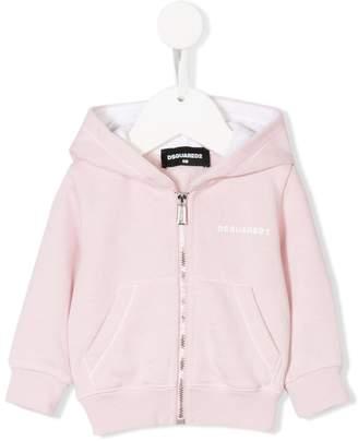 DSQUARED2 stretch hoodie