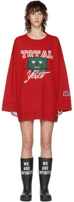 Undercover Red Total Youth Sweatshirt