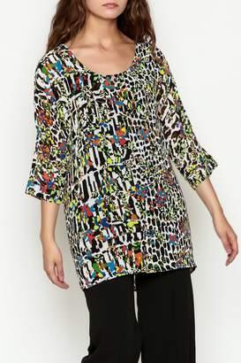 Jade Kimono Tunic