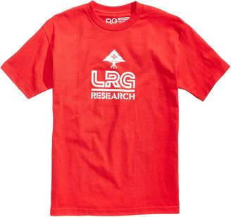 Lrg Men's Research 47 Logo-Print T-Shirt