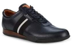 Bally Frenz Perforated Leather Sneakers