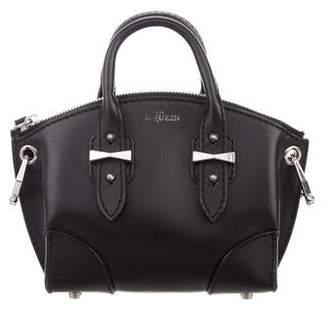 Alexander McQueen Leather Mini Crossbody Bag