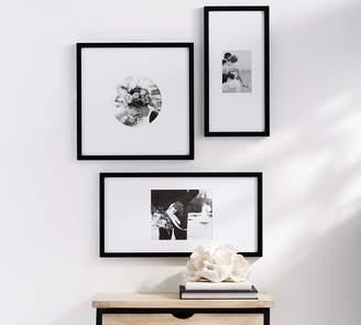 Pottery Barn Wood Gallery Custom Mat Frames