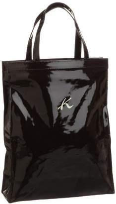 [キタムラ] ショッピングバッグ A4対応 DH0128 チョコ [茶色] 62623 サブバッグ エコバッグ