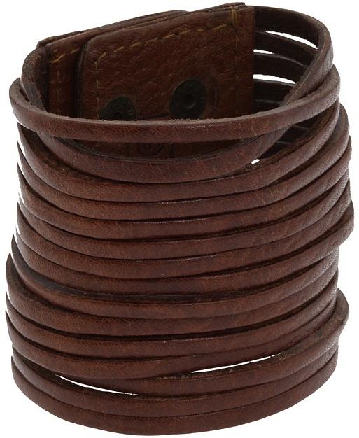 Motif 56 - Misty Cuff Bracelet