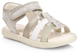 Geox Baby Girl's B Alul Sandals