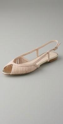Loeffler Randall Cherie Strappy Flat Sandal