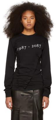 Yang Li Black Dates T-Shirt
