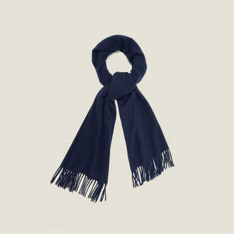 Sandro Wool and cashmere scarf