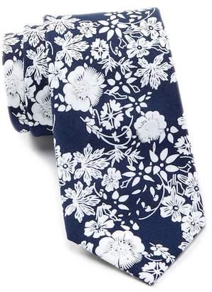 14th & Union Peretti Floral Tie