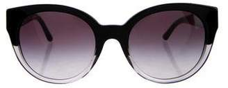 Versace Embellished Cat-Eye Sunglasses