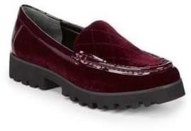 Donald J Pliner Renee Slip-On Platform Loafers
