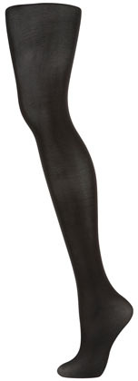 Black 50 denier opaque tights