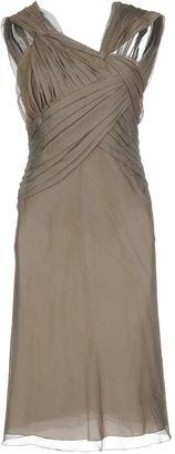 BOSS BLACK Knee-length dresses $670 thestylecure.com