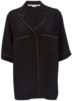 Stella McCartney Silk Pyjama Blouse