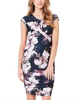 Ripe Maternity Cross My Heart Dress