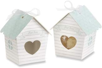 Kate Aspen Kateaspen Set of 24 Bird House Favor Box ,Home Tweet Home