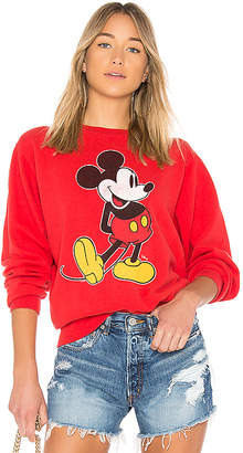 Junk Food Clothing Classic Mickey Pullover