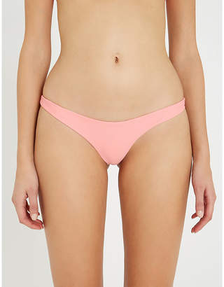 174c7b2b8a LES GIRLS LES BOYS Brazilian high-rise bikini bottoms