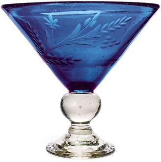 Jan Barboglio Wee-Bee Magnum Martini Glass, Blue