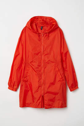 H&M Nylon Outdoor Jacket - Orange