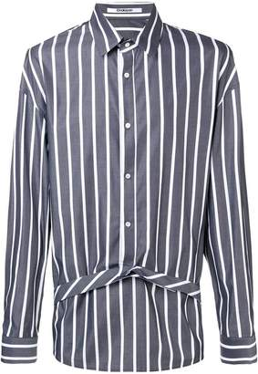 Chalayan striped shirt
