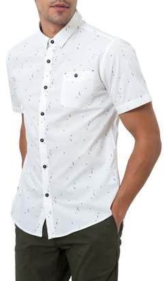 7 Diamonds Rubicon Artist Stretch Sport Shirt
