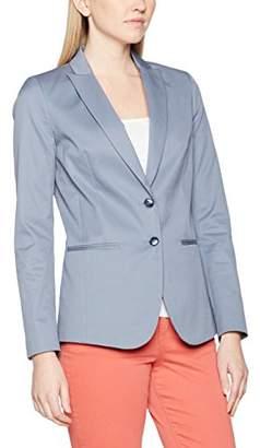 Benetton Women's Classic Slim Fit Suit Jacket,8 (Manufacturer Size:40)